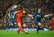 Platz 10: FC Liverpool - ca. 499 Mio. Euro (Quelle: imago/HochZwei/International)