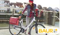 Riesen Auswahl an Citybikes bei BAUR
