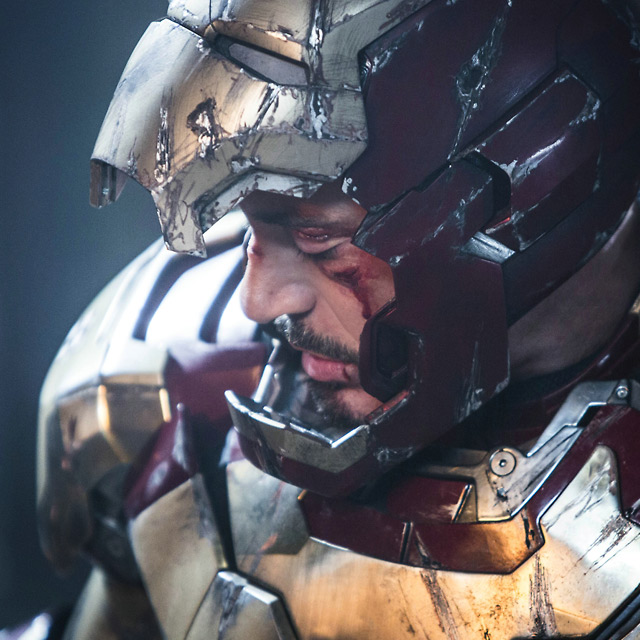 Of the recent theatrical trailer, Iron Man 3 will feature more