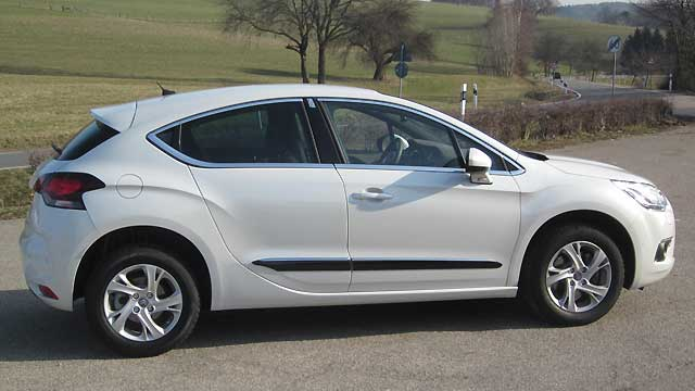 Citroën DS4 im Autotest: Wellness in der Kompaktklasse