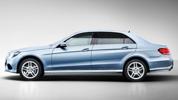 Mercedes Benz E-Klasse: Langversion für China im Überblick. Langversion für China: Mercedes E-Klasse (Quelle: Hersteller)