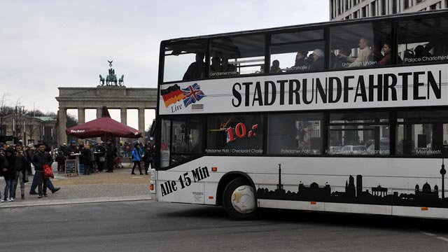 Berlin will Touristen mit Bettensteuer zur Kasse bitten