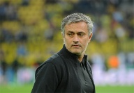 Hat Real-Trainer Jose Mourinho im Champions-League-Halbfinale die passende Strategie gegen Borussia Dortmund? In der Gruppenphase verlor Madrid beim BVB mit 2:1. (Quelle: dpa)