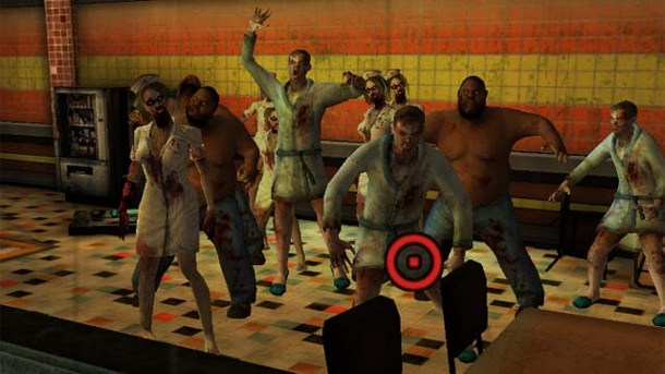 Sega bringt Zombie-Action auf iPhone, iPad und Android. House of the Dead für iPhone, iPad und Android (Quelle: Sega)