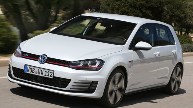 Golf GTI: Unterwegs mit 220 PS im Kompaktwagen