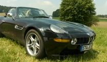 BMW Z8 schon ein Klassiker (Screenshot: Deutsche Welle)