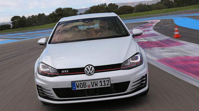 Golf 7 GTI Performance: Unterwegs im strksten VW Golf GTI