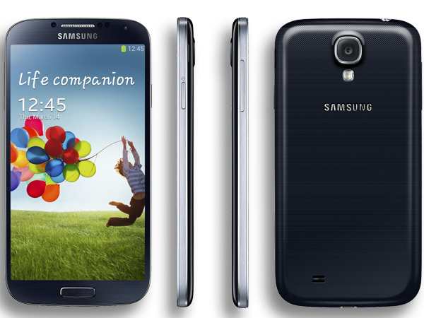 Samsung Galaxy S4 (Quelle: Hersteller)