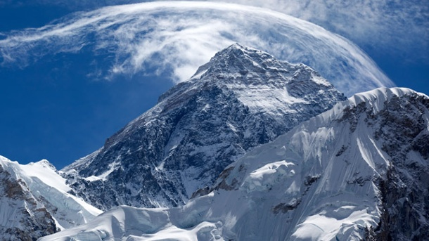 Massenschlägerei am Mount Everest. Mount Everest. (Quelle: Thinkstock by Getty-Images)