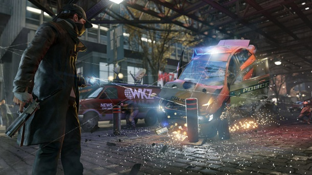 Watch Dogs für PS4 erscheint nicht als native Full-HD-Version. Watch Dogs (Quelle: Ubisoft)