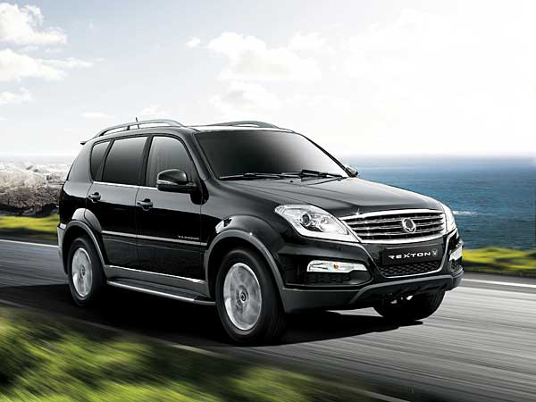 ssangyong rexton w 1. Black Bedroom Furniture Sets. Home Design Ideas