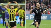 Reus und Schweinsteiger stehen stellvertretend fr den erfolgreichen deutschen Fuball. (Quelle: imago\Sven Smon)