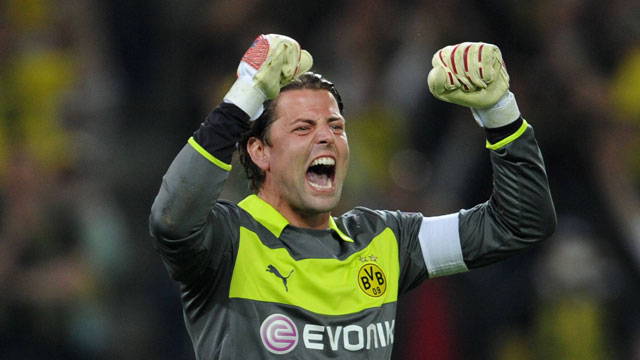 Roman Weidenfeller verlngert Vertrag beim BVB vorzeitig