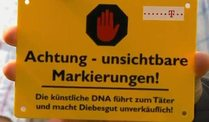 Telekom will sich mit knstlicher DNA gegen Kupferdiebe wehren. (Screenshot: Reuters)