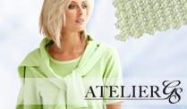 Strickideen im neuen Look von AtelierGS