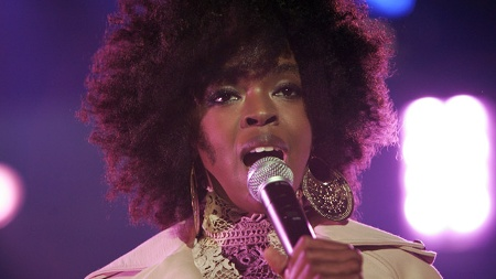 "Lauryn Hill gelang 1998 mit dem gefeierten Album ""The Miseducation of Lauryn Hill"" der Durchbruch. (Quelle: AFP)"