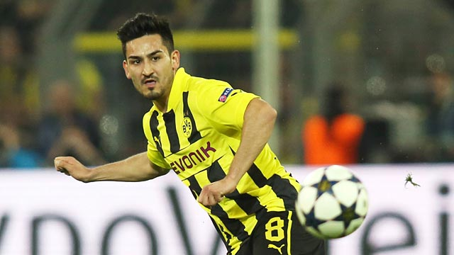 Ilkay Gndogan wird vom FC Barcelona umworben