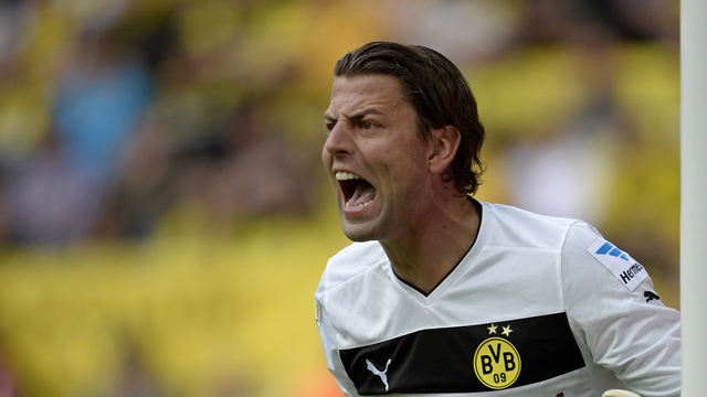 BVB-Keeper Weidenfeller schickt Kampfansage an den FC Bayern