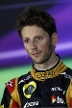 Platz 10: Romain Grosjean - Lotus - 1 Mio. Euro (Quelle: imago/LAT Photographic)