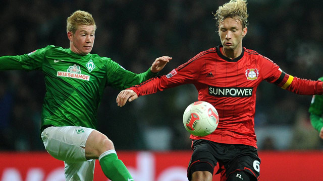 Kevin de Bruyne: Bayer Leverkusen statt Borussia Dortmund?