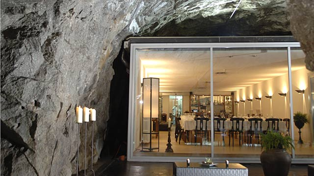 La Claustra Schweiz: Hotel in der Artilleriefestung
