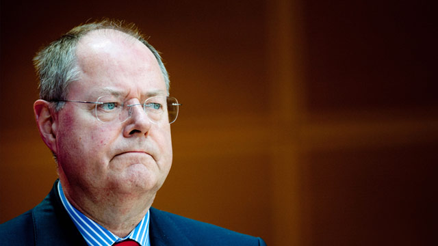 Peer Steinbrck: Ermittlungen gegen Steinbrcks Wahlkampfmanager