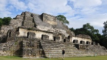 Maya-Tempel (Quelle: dpa\picturealliance/Partneragentur)