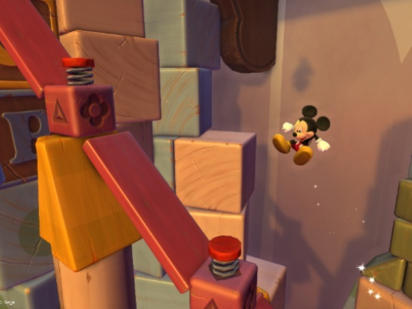 Castle of Illusion Jump'n'Run-Spiel von Sega für PC, Xbox 360 und Playstation (Quelle: Black Forest Games)