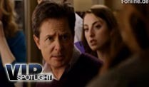 Michael J. Fox endlich wieder im TV (Screenshot: Bitprojects)