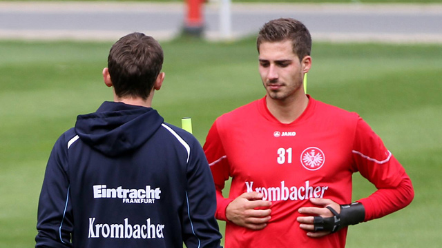 Kevin Trapp: Handbruch sorgt bei Eintracht fr volle Kassen