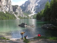 Pragser Wildsee. (Quelle: SRT /Rainer Krause)