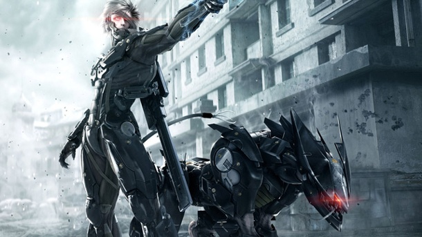"""Metal Gear Rising: Revengeance"" kommt für den PC. Metal Gear Rising: Revengeance  (Quelle: Konami)"