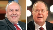 Peer Steinbrcks, Schattenkabinett, Matthias Machnig (Quelle: dpa)