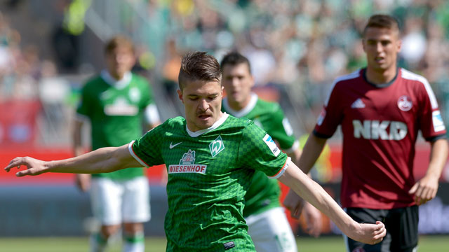 Nrnberg - Bremen: Club dreht das Spiel gegen Werder