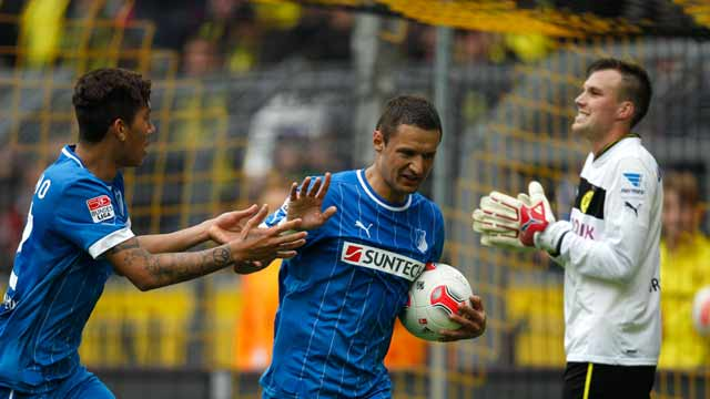 Hoffenheim: Irres Abstiegsdrama in Dortmund