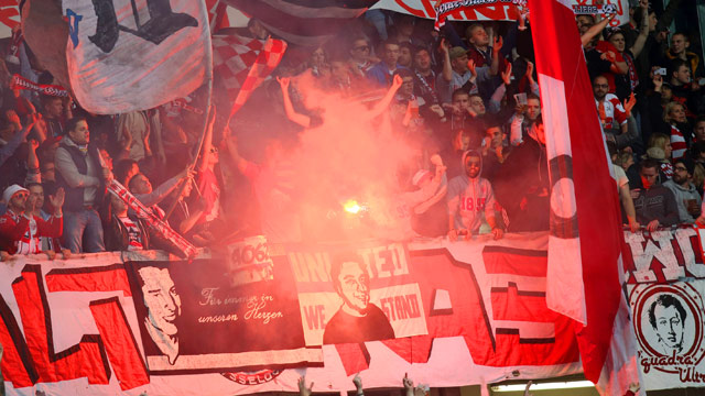 Fortuna Dsseldorf: Enttuschte Fans randalieren in Hannover