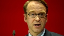Bundesbank-Prsident Jens Weidmann ist gegen die Abschaffung der kleinen Cent-Mnzen (Quelle: dpa)