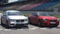 BMW M5 / M6 Competition (Quelle: Hersteller)