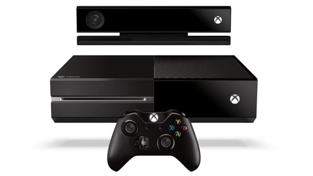 Kinect 2.0 auf der Xbox One: Big Brother is watching you?. Die neue Microsoft-Konsole Xbox One (Quelle: Microsoft)