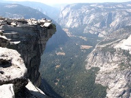 """The Visor"": Half Dome, Kalifornien. (Quelle: dpa/tmn/Barbara Munker)"