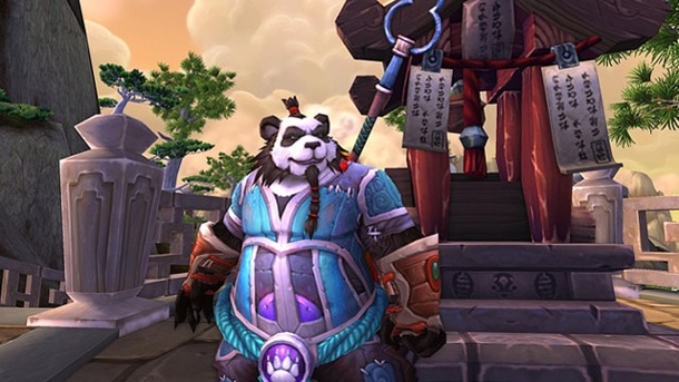 WoW: Zahl der Abonnenten hat sich stabilisiert. World of Warcraft: Mists of Pandaria (Quelle: Blizzard)