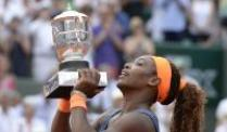Serena Williams erobert Tennis-Thron von Paris. Serena Williams hat zum zweiten Mal nach 2002 die French Open gewonnen.