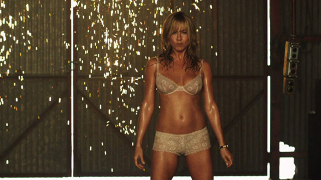 Jennifer Aniston als sexy Stripperin
