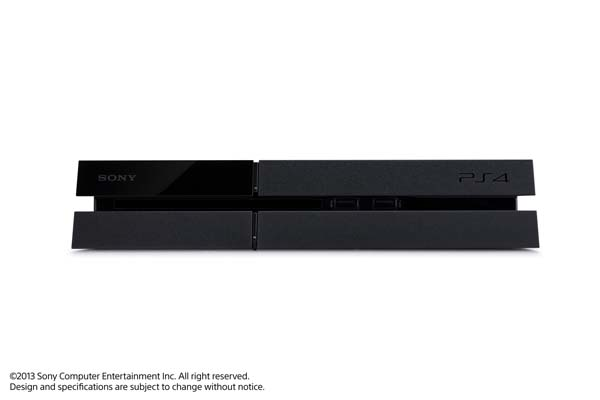 Sony Playstation 4 (Quelle: Sony)