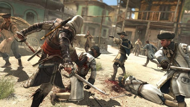 Assassin's Creed 4: Gameplay-Trailer von der E3 2013 und Screenshots. Assassin's Creed 4: Black Flag (Quelle: Ubisoft)