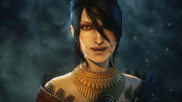 Dragon Age: Inquisition - Savegame-Import und Erstellung in der Cloud. Morrigan wird auch in Dragon Age 3 eine Rolle spielen. (Quelle: Electronic Arts)