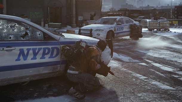 Tom Clancy's The Division: KI-gesteuerte Fraktionen sorgen für Abwechslung. Tom Clancy's The Division (Quelle: Ubisoft)