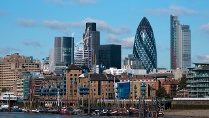 Die City of London (Quelle: Thinkstock by Getty-Images)