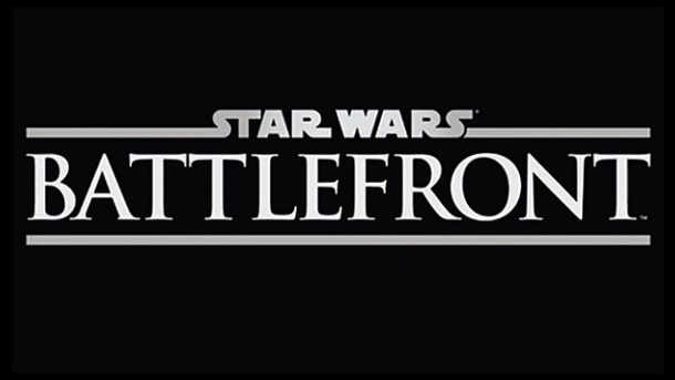 Star Wars: Battlefront - EA gibt Ego-Shooter an Dice ab. Logo des neuen Star Wars: Battlefront-Spiels (Quelle: Electronic Arts)