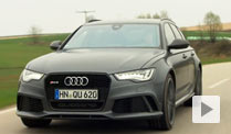 Audi RS6 Avant (Screenshot: Spoods) (Quelle: Spoods)